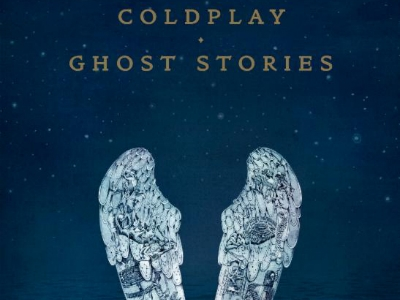 Coldplay ghost stories album cover itunes