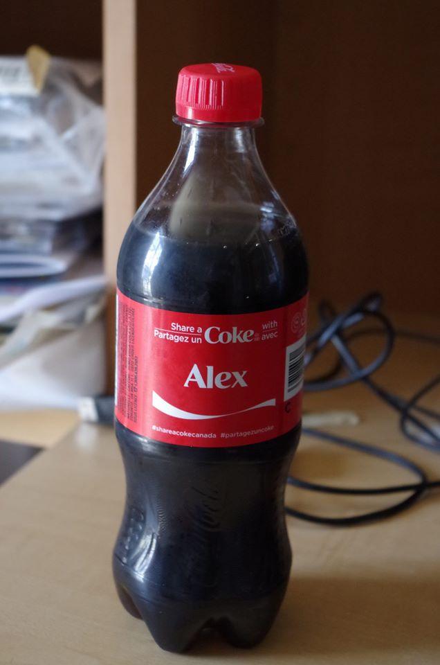 Coke Alex